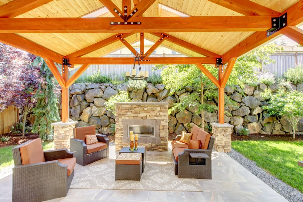 Deck Coverings: How to Build One on Your Own?