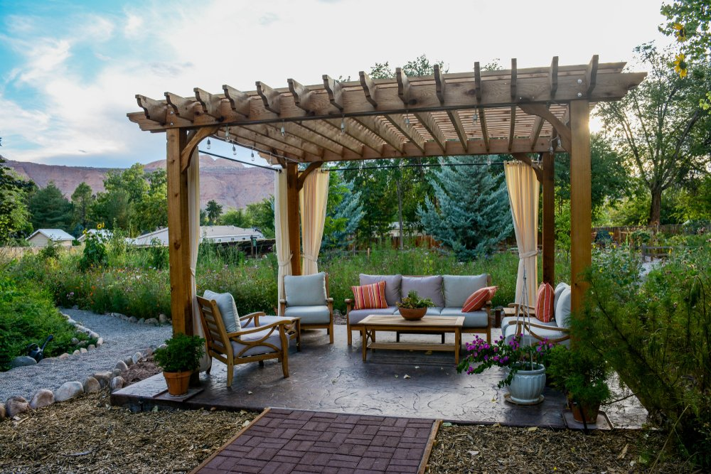 Why Pergolas Serve as Perfect Deck Coverings?